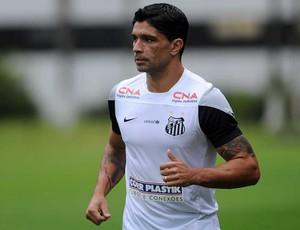 Renato Santos (Foto: Ivan Storti / Divulgação Santos FC)