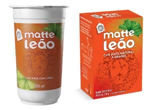 Matte Leão apresenta nova identidade visual da marca (Foto: Divulgação)