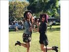 Bruna Marquezine mostra momentos de diversão com amigas em LA