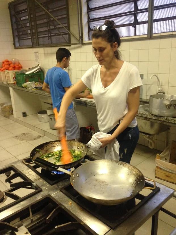 Paola Carosella (Foto: Reprodução/ Facebook)