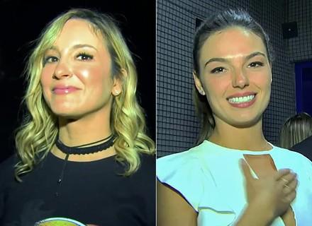 Claudia Leitte e Isis Valverde celebram volta às origens no 'Tamanho Família'