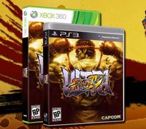 Capa do game que será vendido nas lojas (Foto: Divulgação/Capcom)