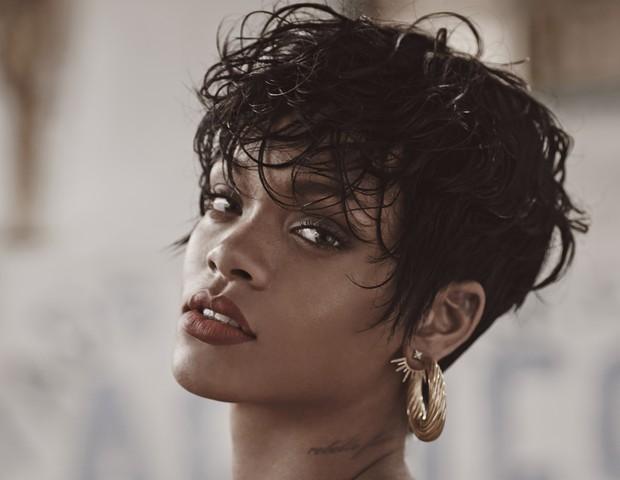 Saiba como valorizar a pele negra com a colorimetria na maquiagem (Foto: Mariano Vivanco / Arquivo Vogue)