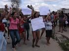 Agentes controlam início de rebelião na penitenciária de Ipaba