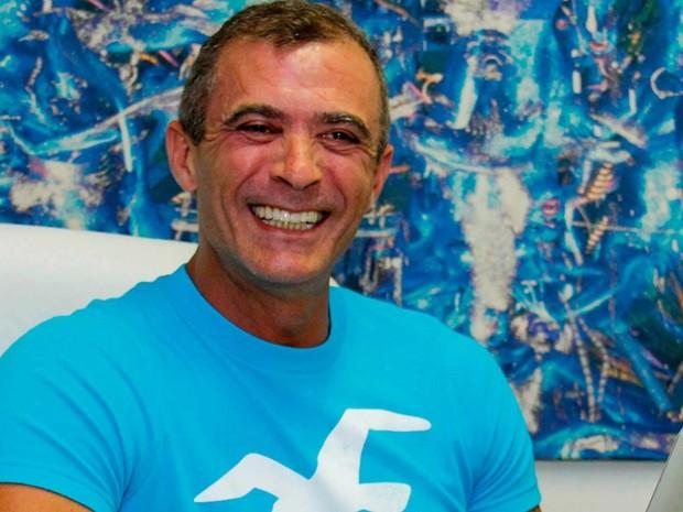 Paulo Barros vai receber a Medalha Pedro Ernesto, a comenda mais importante do Rio (Foto: J Ricardo/ Divulgação)