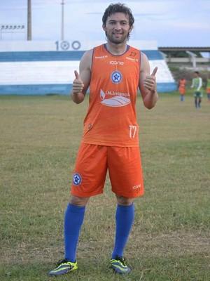 Márcio Tarrafa no Parnahyba  (Foto: Didu Paparazzo )