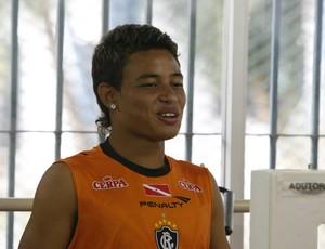 Jayme pode ir passar um tempo no Grêmio (Foto: Marcelo Seabra / O Liberal)