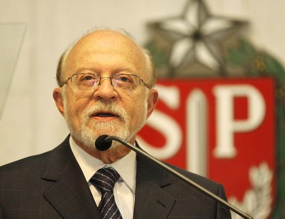 Alberto Goldman, ex-governador de São Paulo (Foto: Ciete Silvério/Governo do Estado de SP)