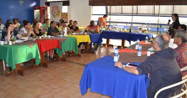 Ao todo, 20 quadrilhas participação da 10ª edição do concurso (Foto: Divulgação / TV Sergipe)