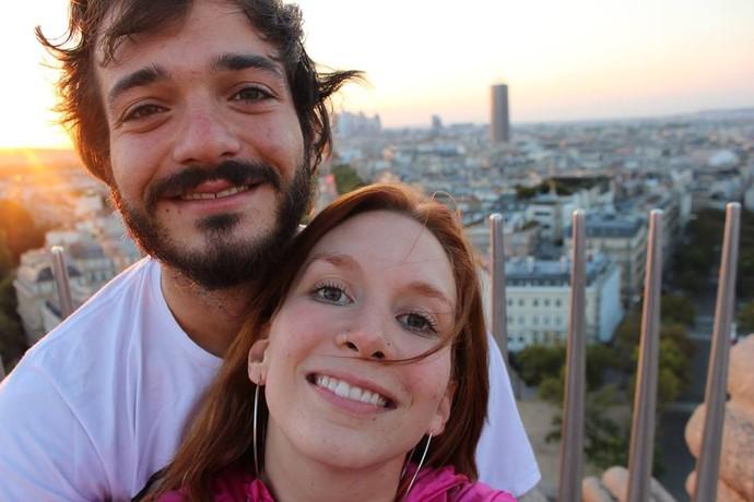 Clique do casal (Foto: arquivo pessoal)
