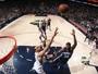 Grizzlies surpreendem Jazz em Utah e encostam na classificação do Oeste