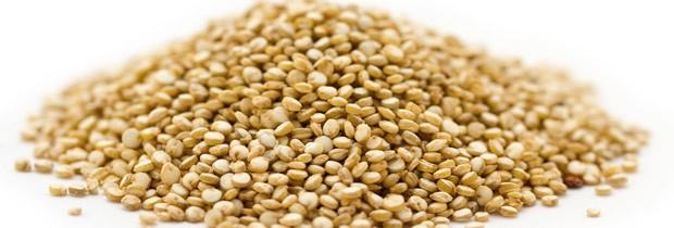 Quinoa: o grão é rico em proteína, mas ninguém precisa depender dele para um dieta saudável, diz Sophie Deram (Foto: Think Stock)