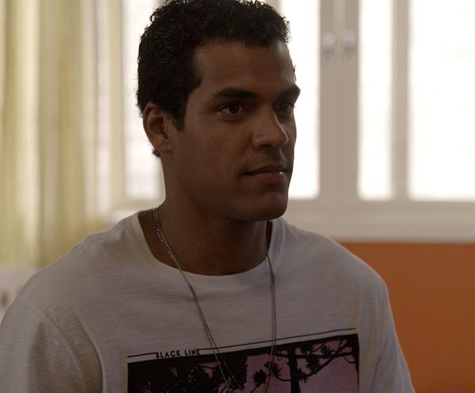 Ivan recebe uma proposta de Sérgio (Foto: TV Globo)