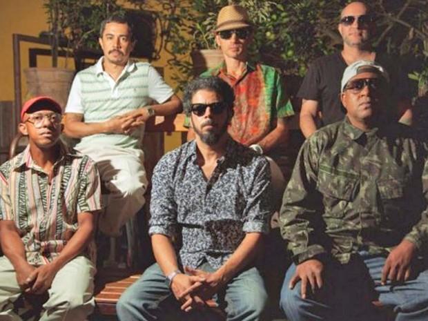 Banda Nação Zumbi participará do II Festival Vila Brasil, no Parque da Cidade, em Brasília (Foto:  Nação Zumbi/Divulgação)