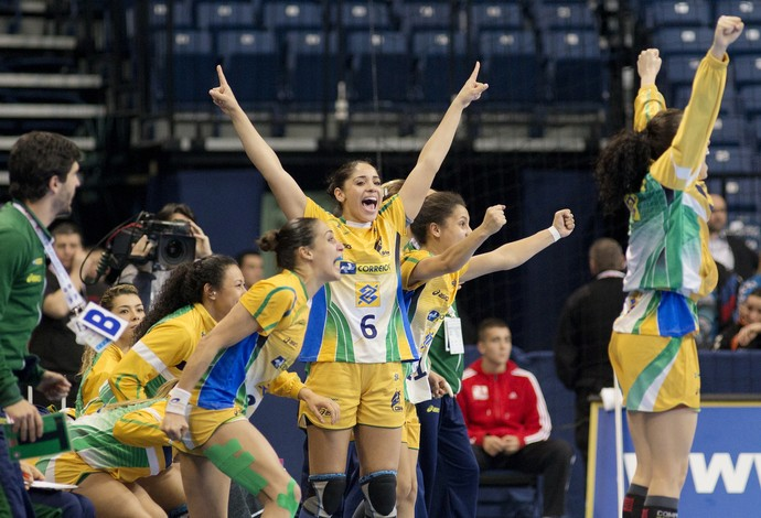 seleção brasil handebol mundial servia (Foto: Cinara Piccolo/Photo&Grafia)