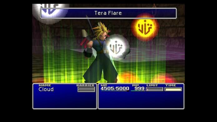 Final Fantasy 7 foi o primeiro fora da Nintendo (Foto: Divulgação/Square Enix)