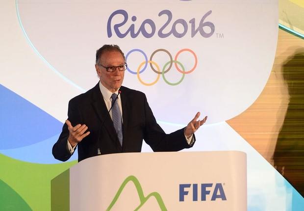 Carlos Arthur Nuzman, presidente do Comitê Olímpico Brasileiro  (Foto: Tânia Rêgo/Agência Brasil)