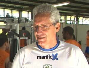 Polozzi, técnico da Francana (Foto: Márcio Meirelles / Franca)
