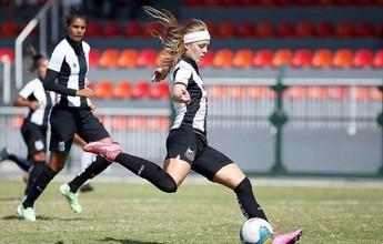 Fora de casa, Santos goleia União pelo Paulista de Futebol Feminino