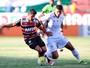 Fluminense vence o Santa Cruz no Arruda e chega à 2ª vitória seguida