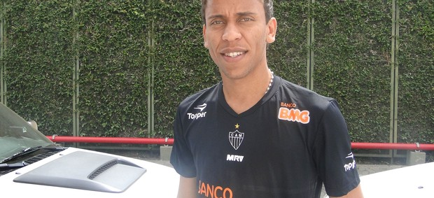 Marcos Rocha, Atl&#233;tico-MG (Foto: Roberto Rodrigues / Globoesporte.com)