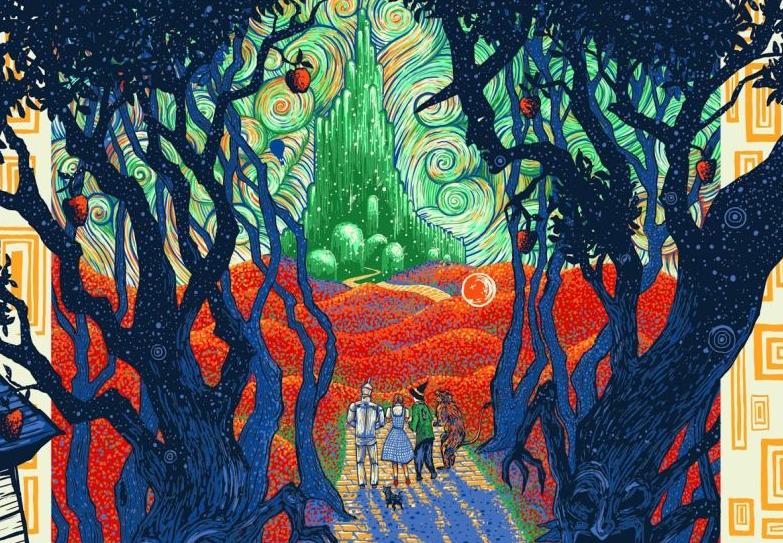 'O Mágico de Oz' (Foto: Reprodução/James Eads)