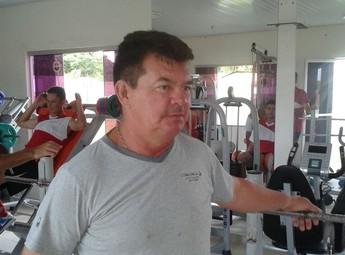Fran Costa, técnico do Tapajós (Foto: Divulgação/Tapajós Futebol Clube)