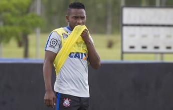 Afastado, Willians é liberado pelo Corinthians e se despede nas redes