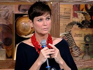 Xuxa em participação no 'Na Moral' (Foto: Na Moral/TV Globo)
