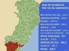Cidades com epidemia no ES ficam fora de mobilização contra Aedes
