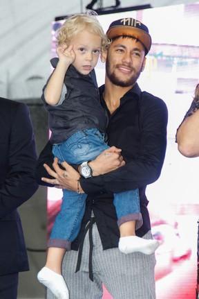 Neymar (Foto: Manuela Scarpa e Marcos Ribas/Photo Rio News)