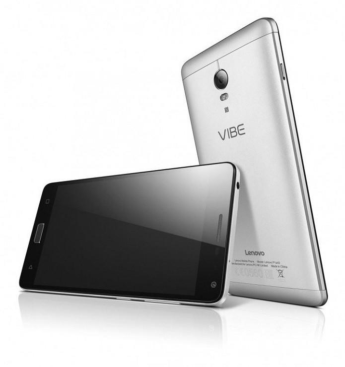 Lenovo Vibe P1 possui uma bateria de 5.000 mAh (Foto: Divulgação/Lenovo)