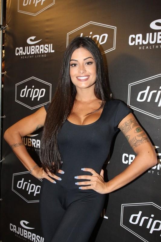 Aline Riscado (Foto: Paduardo / Phábrica de Imagens)