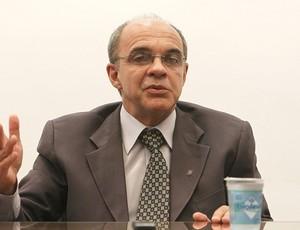 Eduardo Bandeira de Mello Flamengo Entrevista (Foto: Wagner Meier)