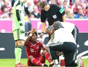 Dante Bayern de Munique e Mainz (Foto: Agência AP)