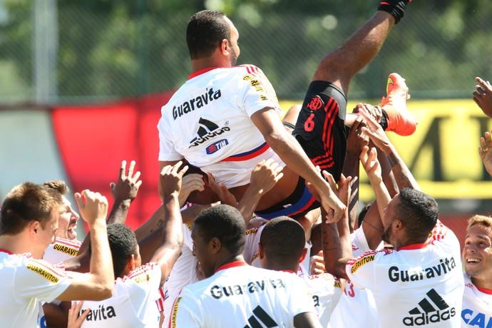 Flamengo Alecsandro (Foto: Gilvan de Souza / Flamengo)
