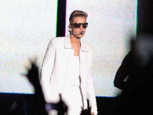 Justin Bieber (Foto: Flavio Moraes/G1)