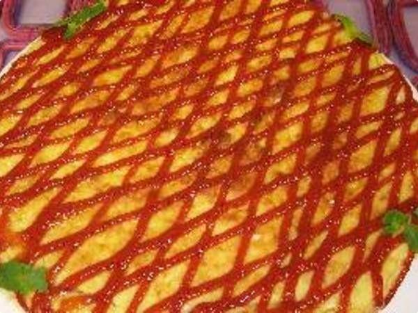 Torta de batata-doce com goiabada (Foto: Mais Você/TV Globo)