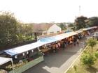 Feira semanal chega ao bairro Jardim Itatiaia, em Itatiaia, no Sul do Rio