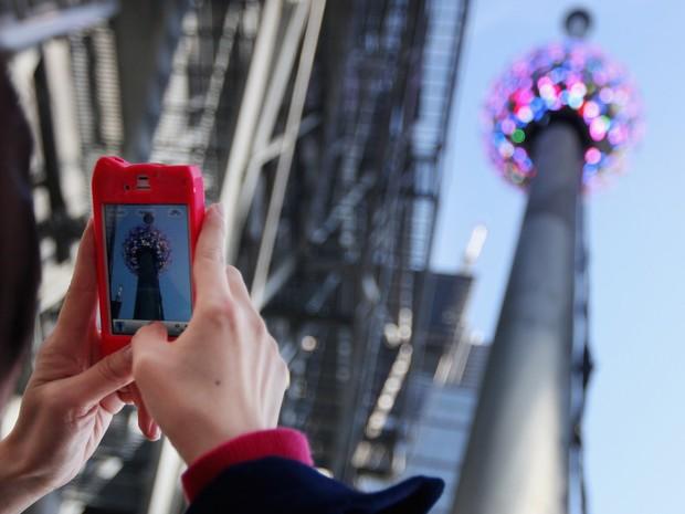 Tradições de Ano Novo - Times Square (Foto: Mario Tama/Getty Images/AFP)