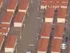 Condomínio que ficou alagado em Maricá, RJ, vai receber reparos da CEF