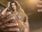 'Eu passo fome', diz Tati Minerato sobre dieta para o carnaval