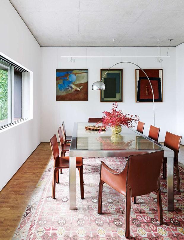 cv372 casa zunino sala de jantar (Foto: Björn Wallander)