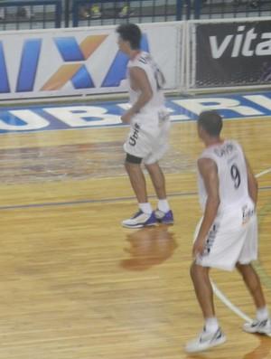 Helinho e Valtinho (Foto: Diego Alves/GLOBOESPORTE.COM)