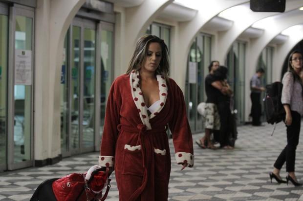 Luana Costa, finalista da Gata do Brasil (Foto: Paduardo / AgNews)