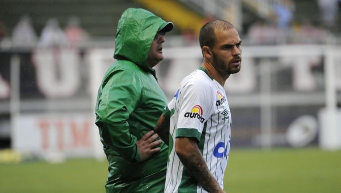 Silvinho Chapecoense (Foto: Cleberson Silva/Chapecoense)