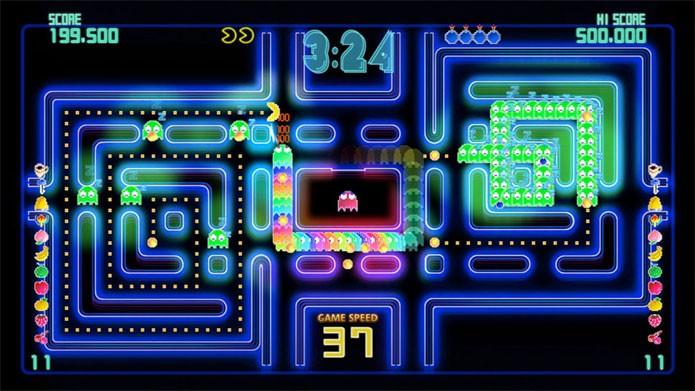 Pac-Man Championship Edition DX (Foto: Divulgação)