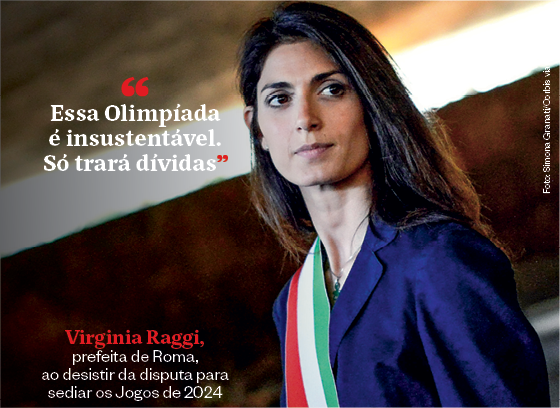 Frases que resumem a semana | Virginia Raggi (Foto: Simona Granati/Corbis via Getty Images)