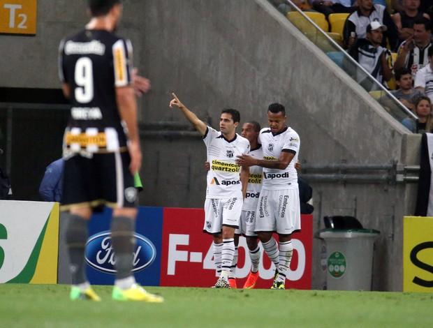 Botafogo x Ceará - eduardo (Foto: André Durão)