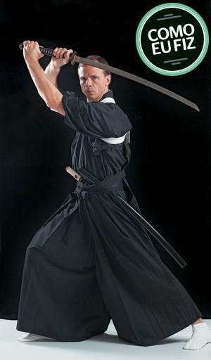 RICK KOWARICK É professor de artes marciais. Tem cinco faixas pretas (Foto: Rogério Cassimiro/ÉPOCA)